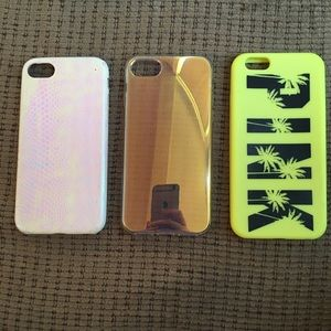 Various Brands | 3 IPhone 6/6S Cases